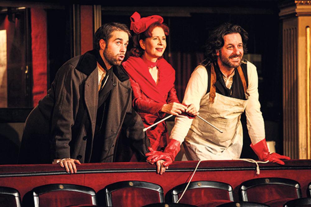 """""""Put u Damask"""" za rođendan Narodnog: Drama u kojoj publika staje na mesto glumaca"""