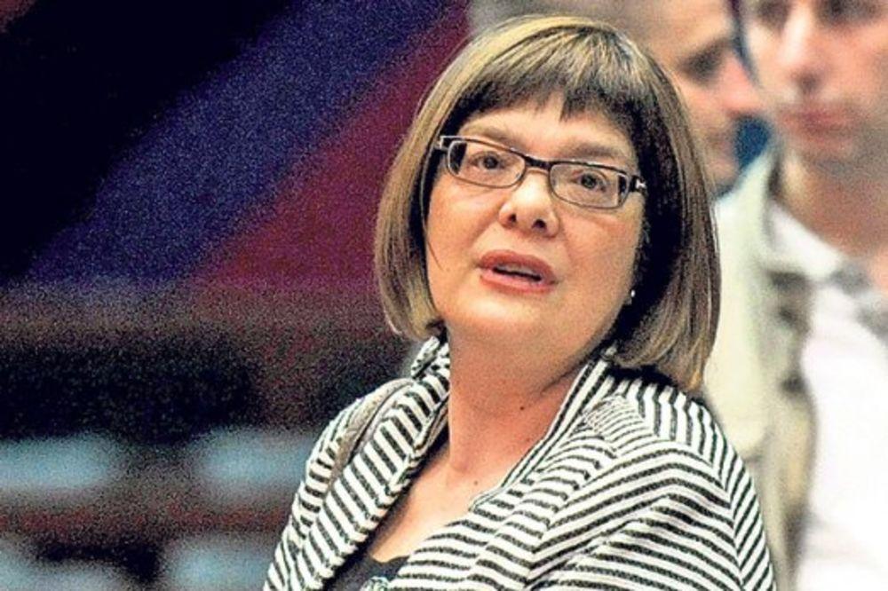 ŠTRAJK ADVOKATA: I Maja Gojković udarila na državu?