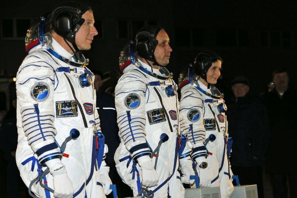 SOJUZ USPEŠNO SLETEO: Prva italijanska astronautkinja na MKS donela aparat za espreso