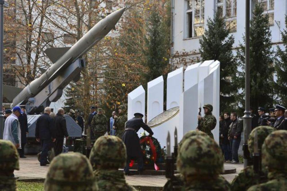 (FOTO) ONI SU OBORILI F117A: 250 raketna brigada proslavila svoj dan!