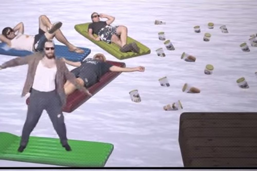 (VIDEO) KUSUR: Pogledaj novi spot benda Human