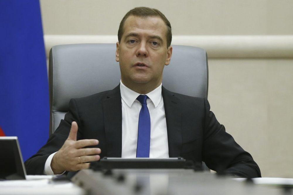 MEDVEDEV: Rusija ima dovoljno žita za prehrambenu sigurnost