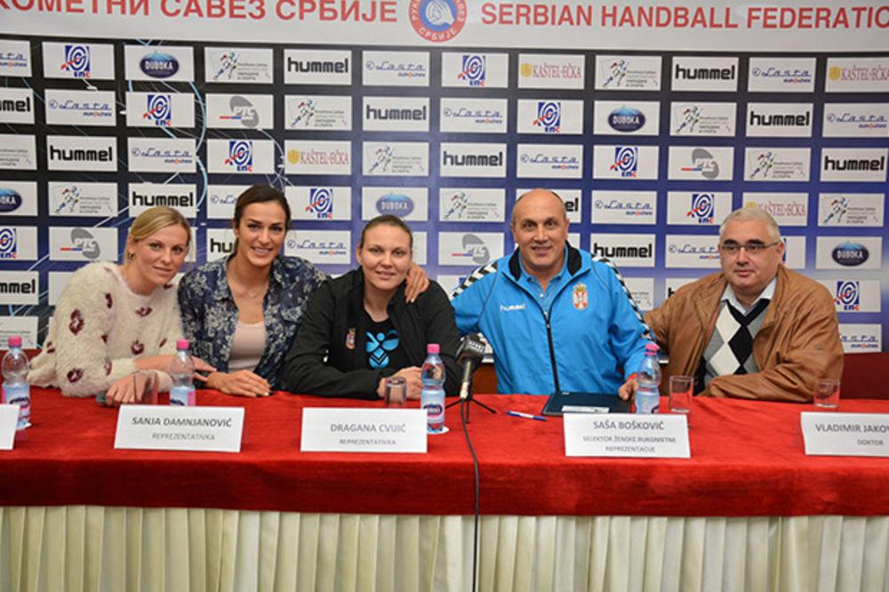 OKUPILE SE RUKOMETAŠICE: Vicešampionke sveta učestvuju na Mobelringen Kupu u Norveškoj
