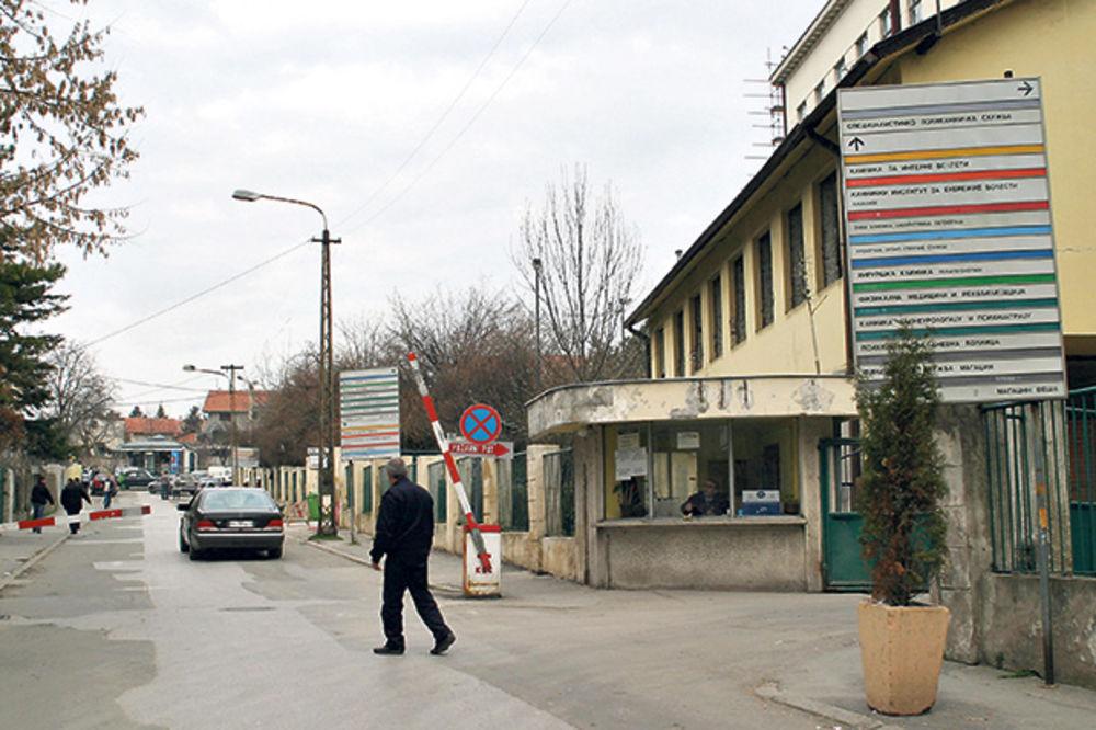 TRAGIČNO: Starica s klostridijom umrla u KBC Zvezdara