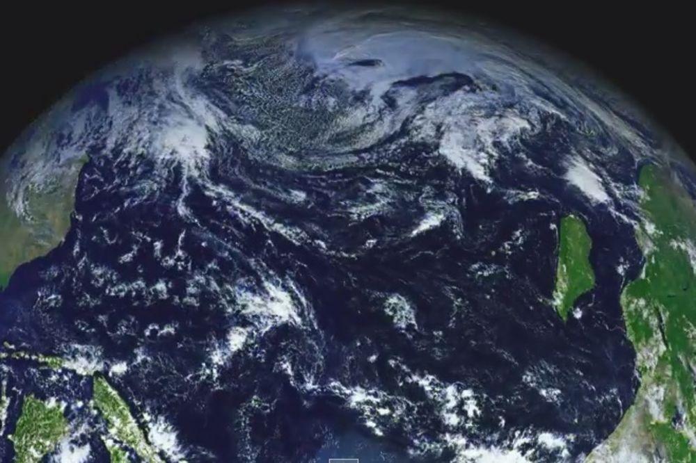 TAJ DIVNI SVET: Pogledajte Zemlju okom kamere ruskog satelita