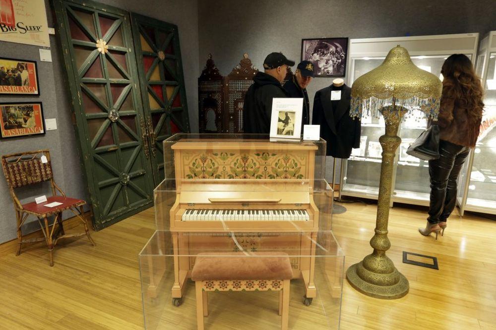 Klavir iz Kazablanke prodat na aukciji za 3,41 milion dolara
