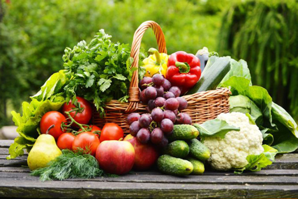 Kako da na lak način uklonite pesticide s voća i povrća