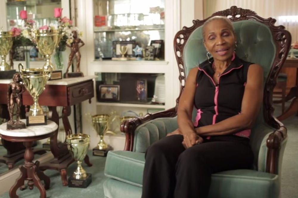 (VIDEO) NAJSTARIJA BODI-BILDERKA NA SVETU: Pogledajte kako izgleda baka od 77 godina!