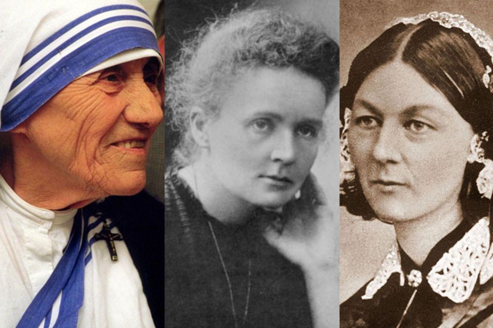 ONE SU PROMENILE OVAJ SVET: 40 žena koje se nisu plašile da se suprotstave vremenu!