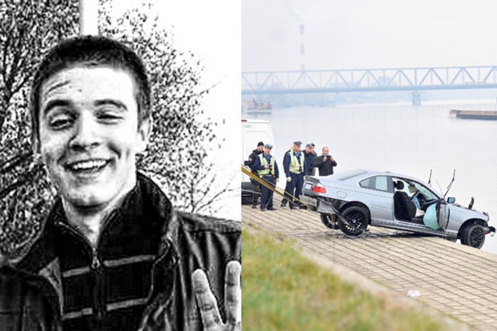 SVEDOČENJE VOZAČA POTOPLJENOG BMW: Poljubio sam Miloša u čelo i zatvorio gepek!