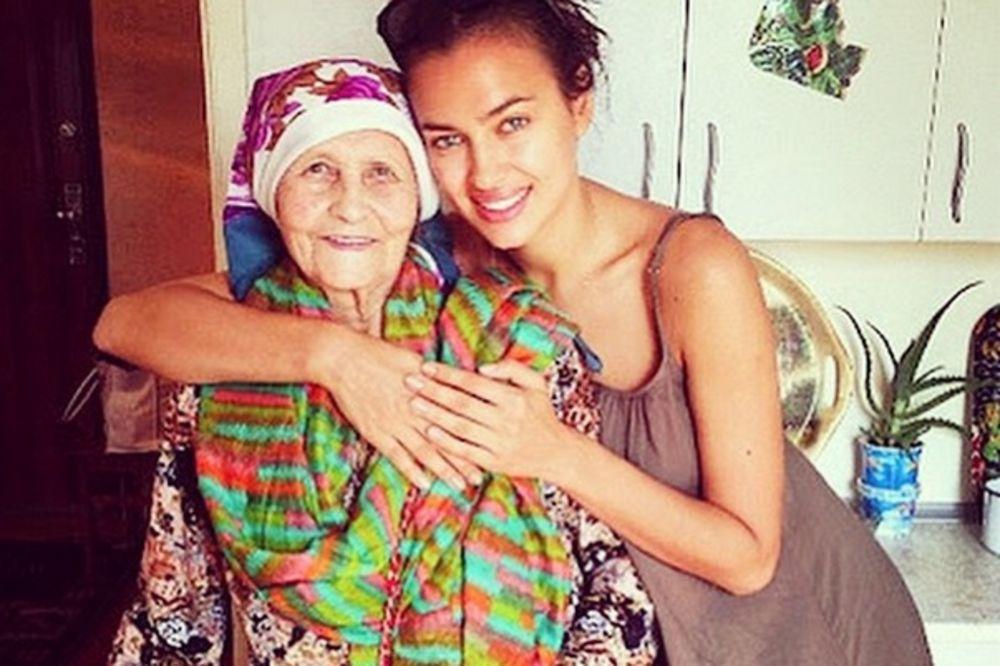 (VIDEO) Irina Šajk istetovirala bakino ime: Sećanje na nju me čini jačom!