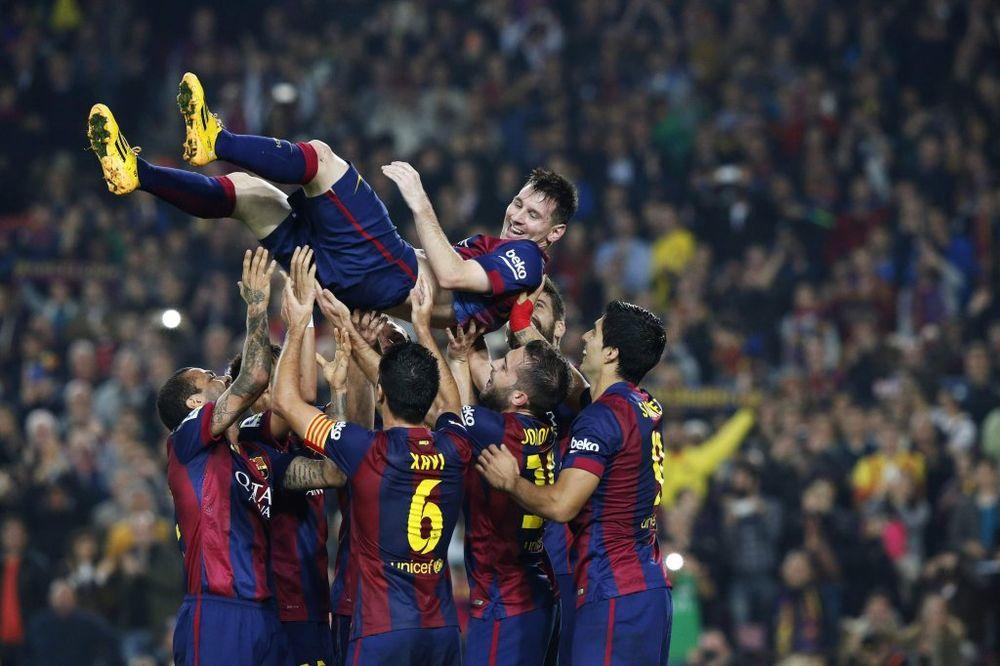 (VIDEO) DETE S DRUGE PLANETE: Lionel Mesi je najbolji strelac u istoriji Lige šampiona!