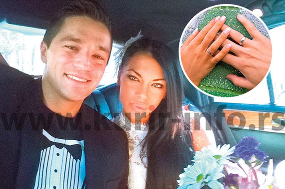 EKSKLUZIVNO: Vlada i Marija se tajno venčali u Las Vegasu!