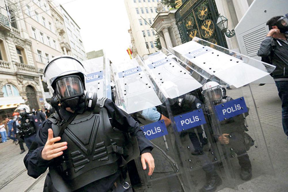 PARTIZAN GOSTUJE BANVITU: Policija čuva naše košarkaše