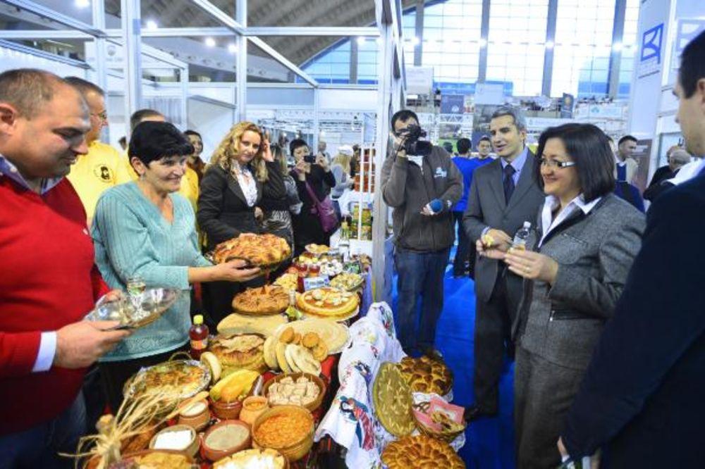(FOTO) SAJAM ETNO HRANE I PIĆA: Imamo kvalitetnu hranu za svetsko tržište