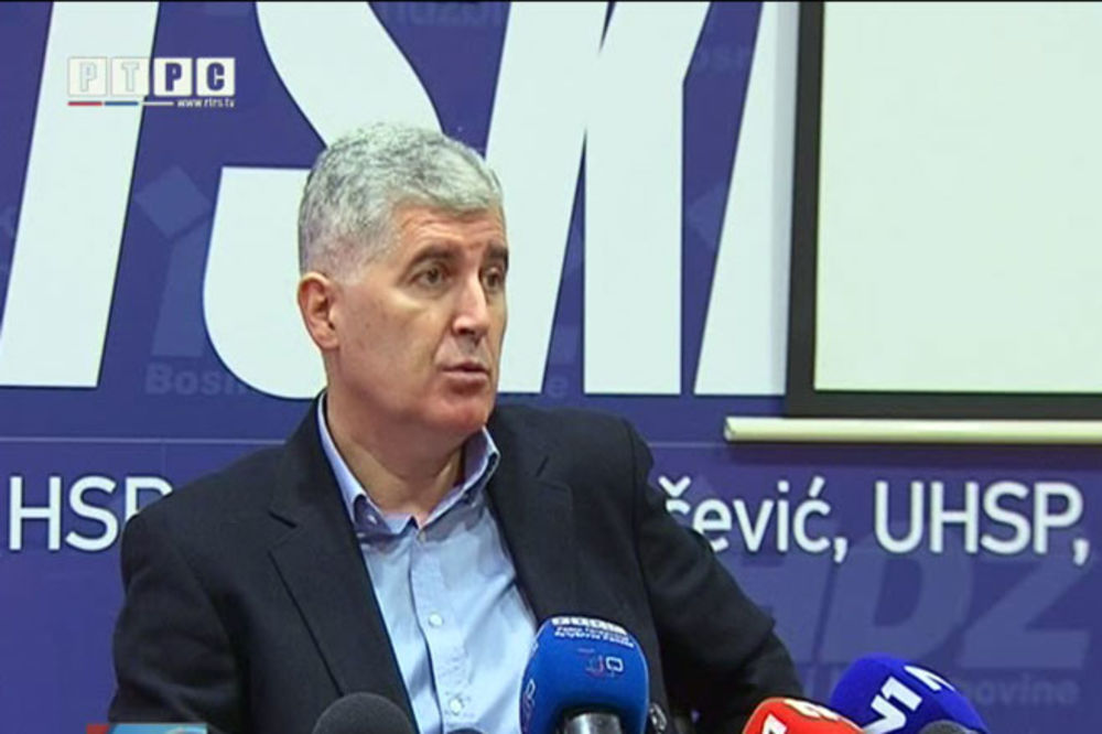 ČOVIĆ: BiH treba da uvaži većinu u parlamentu Srpske kad formira vlast, inače će izbiti kriza