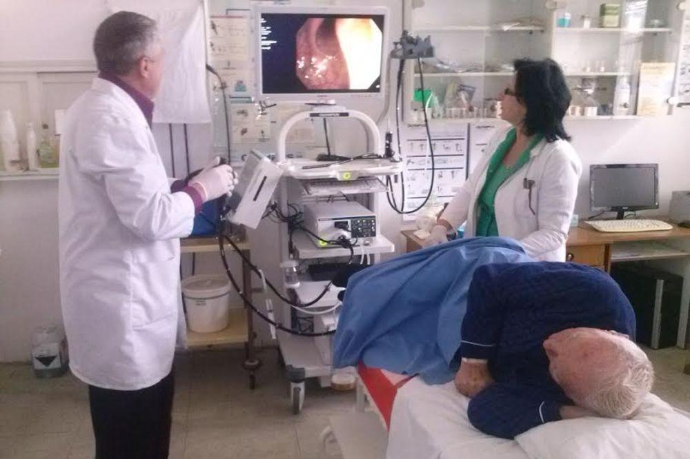 Prokupačka bolnica dobila aparat za dijagnostiku bolesti debelog creva