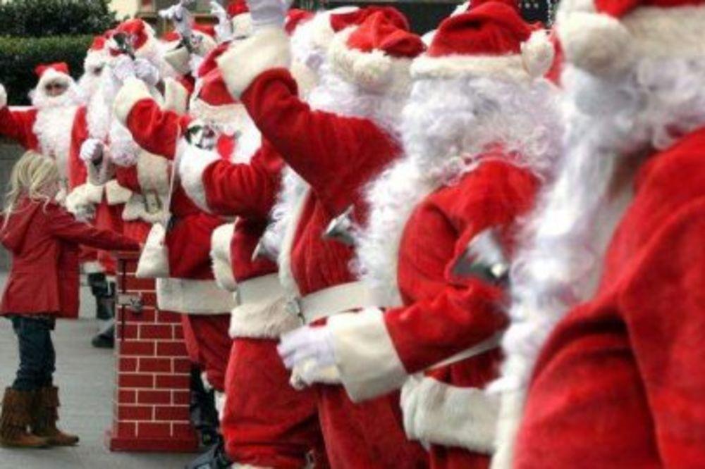 POŠTA SRBIJE: Deco, pišite Deda Mrazu!