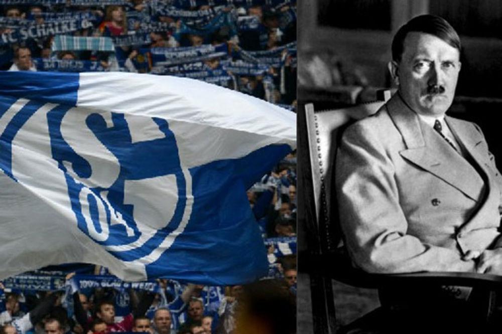 VICKASTI NEMCI: Pogledajte kako je Šalke odgovorio na tvrdnju da je Hitler navijao za ovaj klub