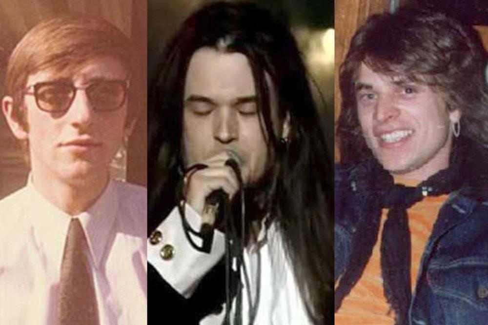 (FOTO) Kako su poznati pevači izgledali u mladosti