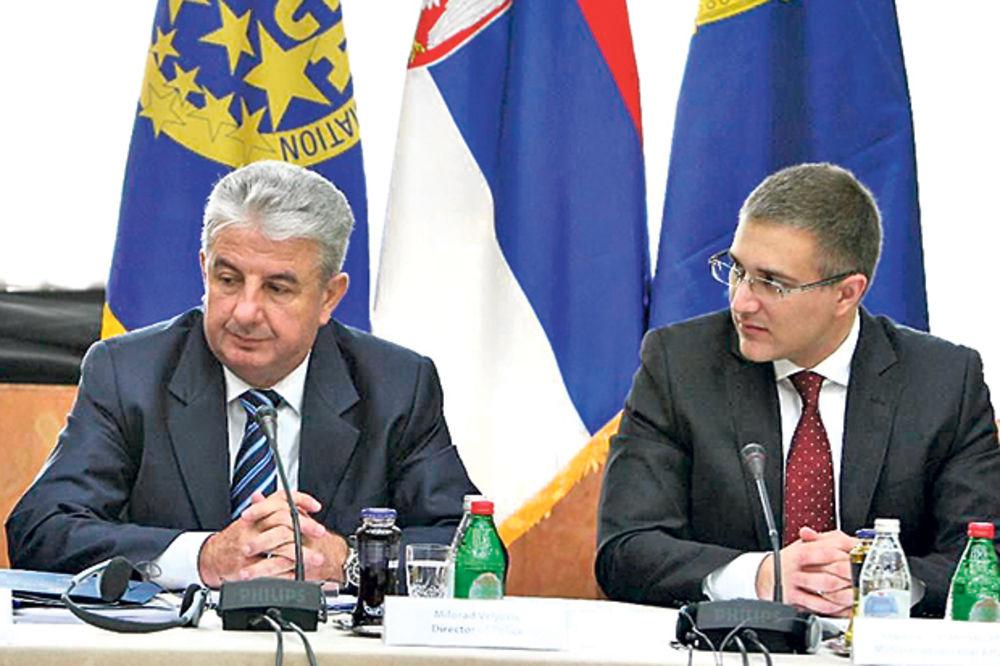 Stefanović: Zaplenili smo dve tone droge!