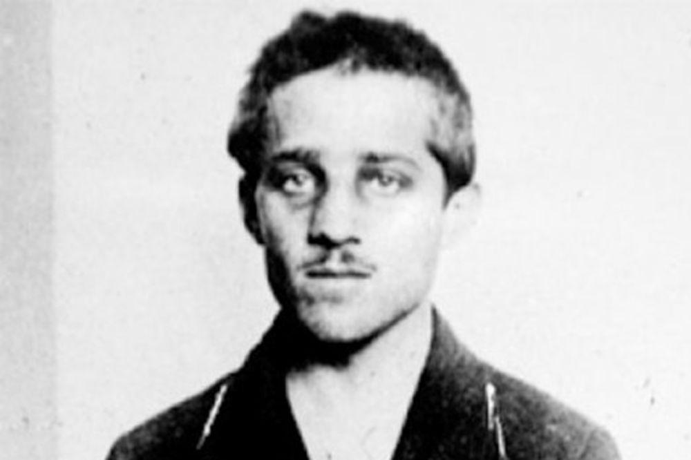 DA SE NE ZABORAVI:  Danas je godišnjica smrti Gavrila Principa!