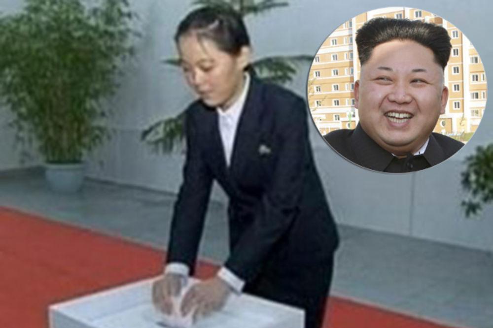 U VRHU VLASTI: Sestra Kim Džong-una ipak na visokoj partijskoj funkciji