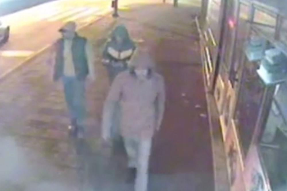(VIDEO) DA LI IH PREPOZNAJETE: Ovo su napadači osumnjičeni da su izboli mladića u Nišu