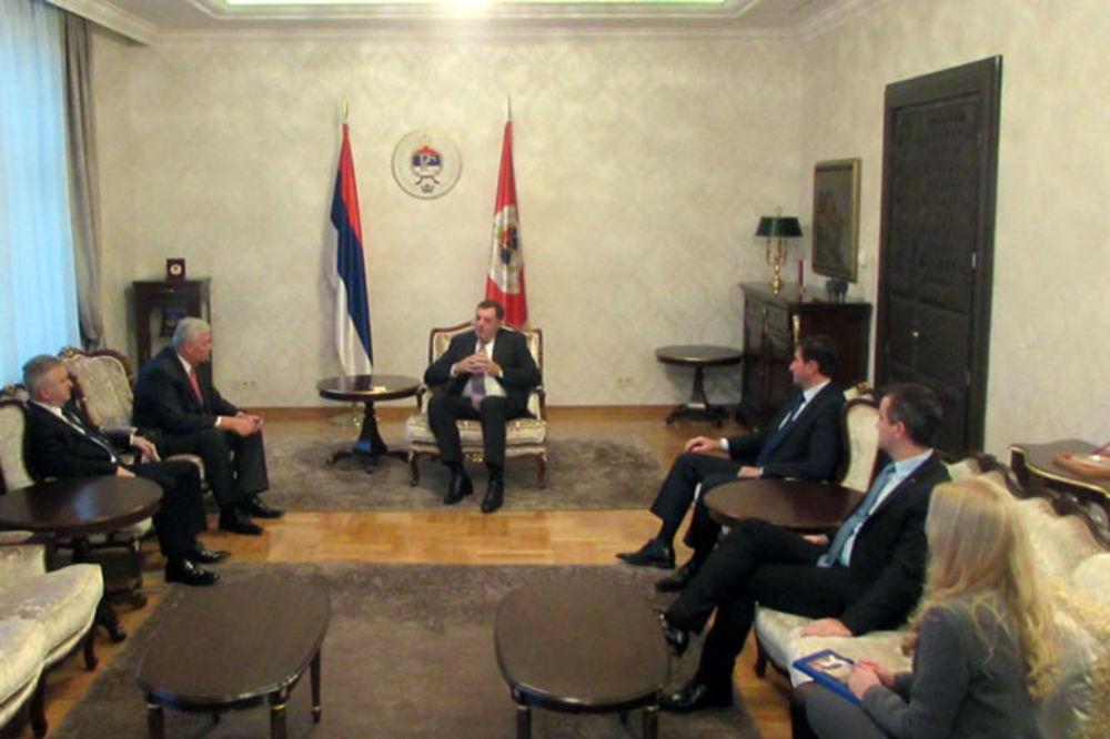 DODIK: Prvi put vlast formiraju partije sa sedištem u Republici Srpskoj