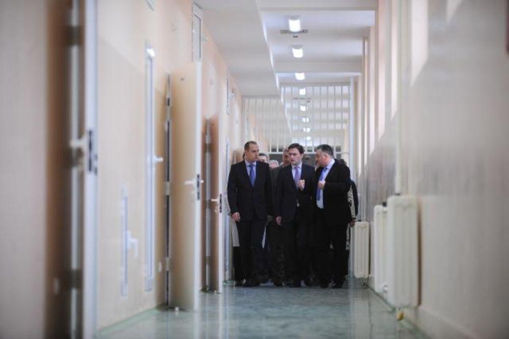 OKRUŽNI ZATVOR: Ministri obišli renovirani CZ
