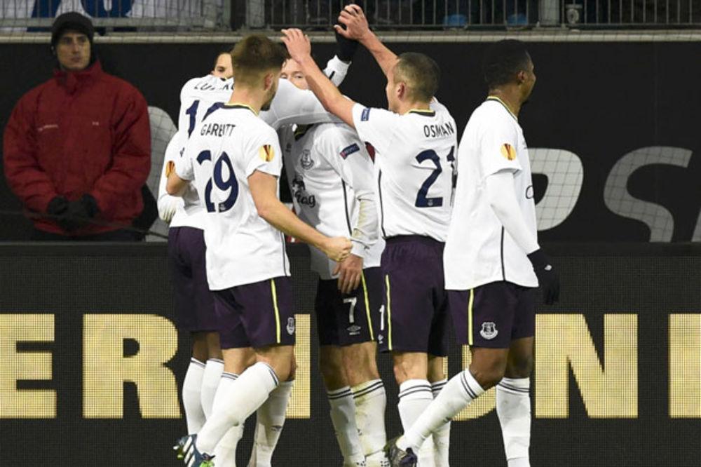 KARAMELE GORKE ZA VUKOVE: Everton nadigrao Volfsburg