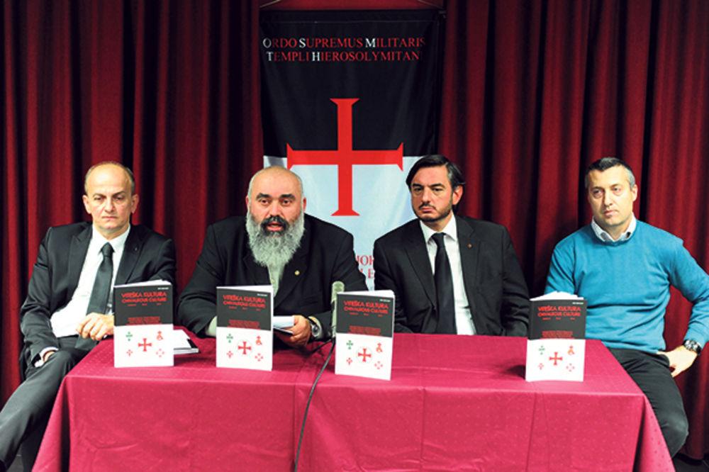 Templari će sačuvati srpske svetinje na Kosovu i Metohiji