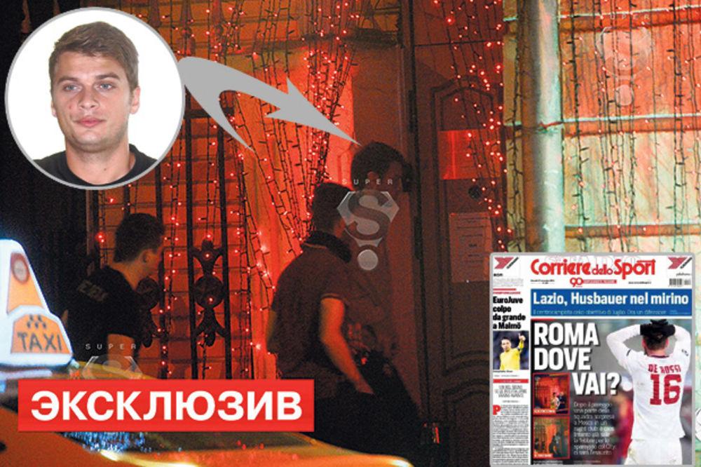 UŽIVAO S RUSKINJAMA: Ljajić uhvaćen u striptiz baru