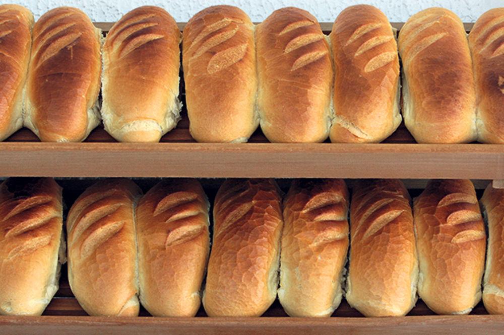 VLADA SRBIJE: Cena hleba ograničena na 46 dinara