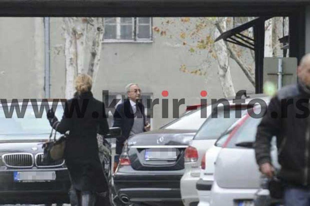 ISTRAGA O POKUŠAJU UBISTVA BEKA: Mišković dao iskaz u policiji