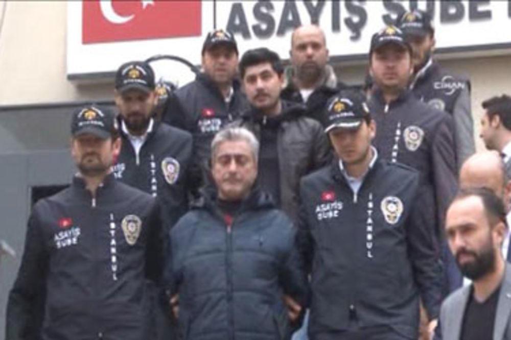 (VIDEO) ZVANIČNO POTVRĐENO: Ovaj čovek je ubio Marka Ivkovića, pa bežao u Antaliju