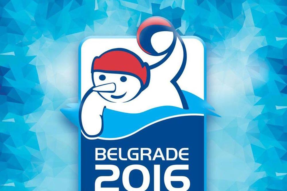 (FOTO) ORIGINALNO: Sjajna maskota za EP u vaterpolu u Beogradu