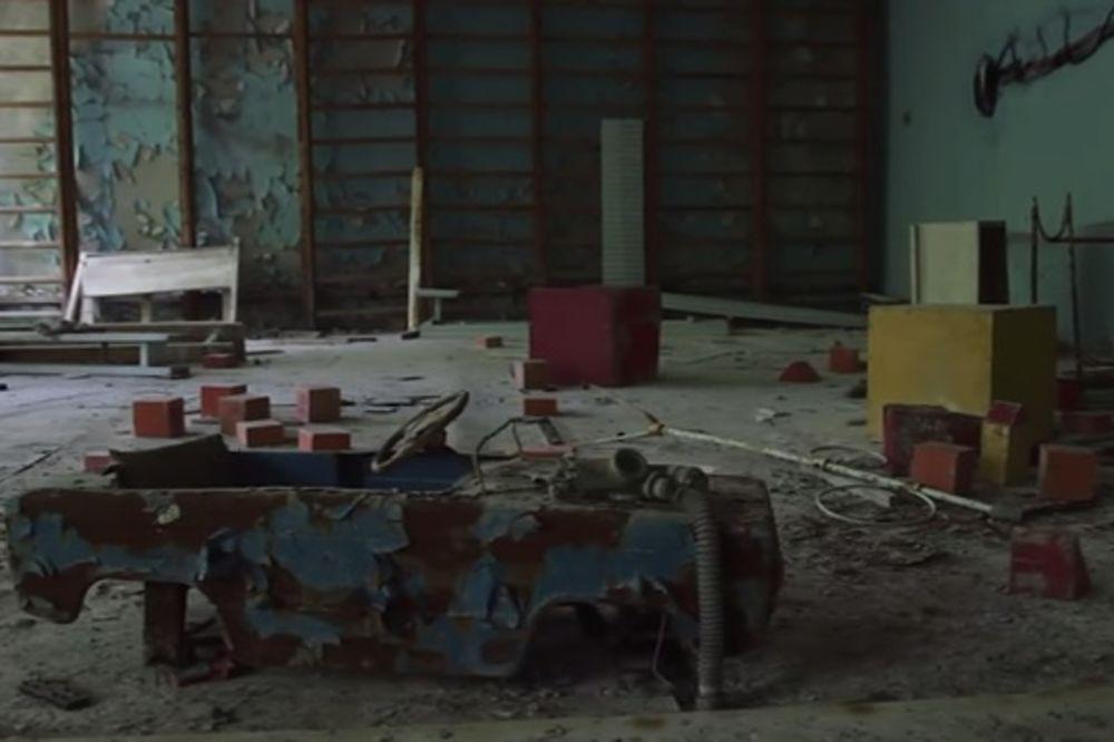 (VIDEO) GRAD DUHOVA: Pogledajte kako izgleda Černobilj snimljen dronom!