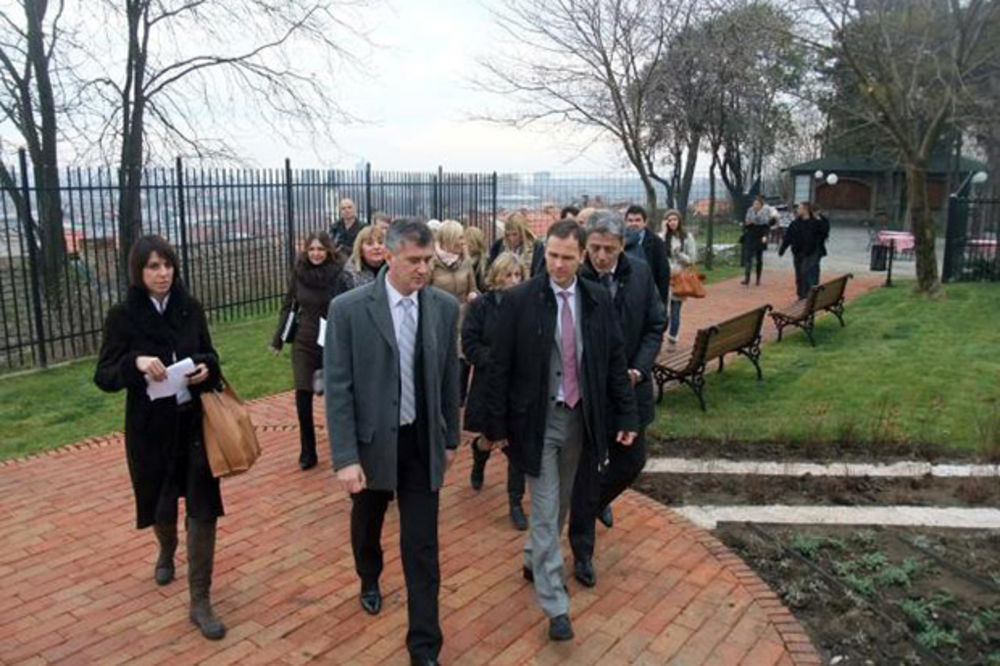 Gradonačelnik Mali obišao Gardoš