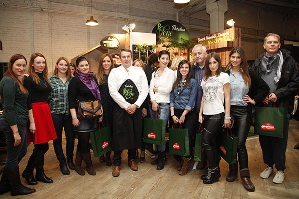 Tim Stvar ukusa pobedio u Duelu novinara na Mikser Design Food-u
