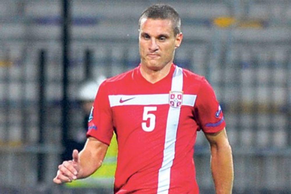 Vidićev menadžer za Kurir: Nemanja spreman da igra za Srbiju!