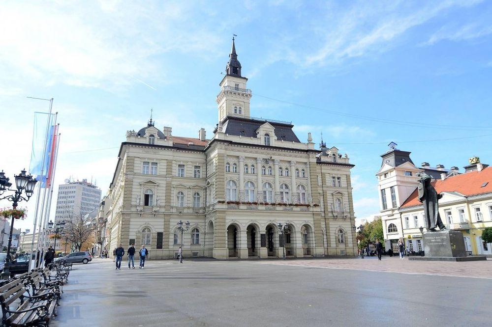 PAO DOGOVOR: SNS, SPS i LSV u vlasti u Novom Sadu