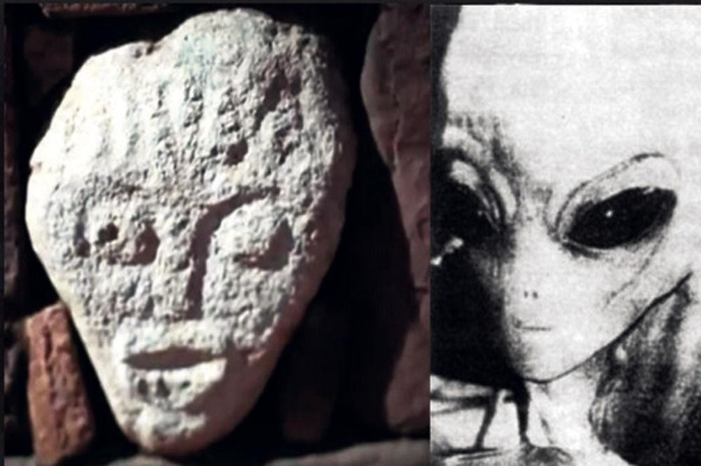Najjači dokaz... Figure liče na Svemirce