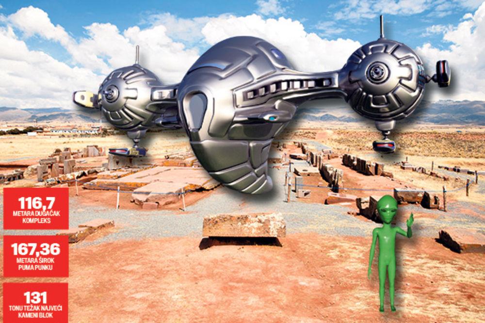 INTRIGANTNO: Vrata pume – mesto nastanka sveta i luka za vanzemaljce?