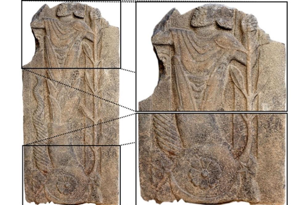 U drevnom hramu otkriven nepoznati rimski bog?