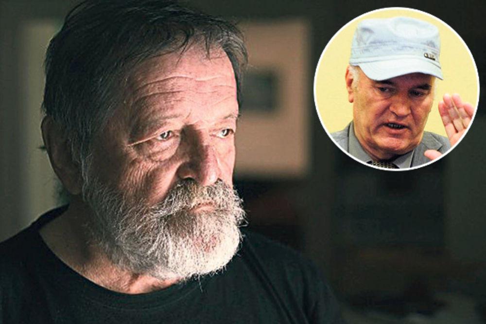 EKSKLUZIVNO: Marko Nikolić uskočio u lik Ratka Mladića