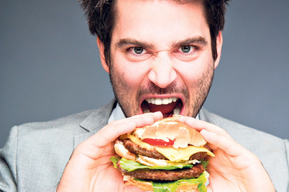 Evo šta se dešava s vašim telom ako jedete brzu hranu 5 dana!