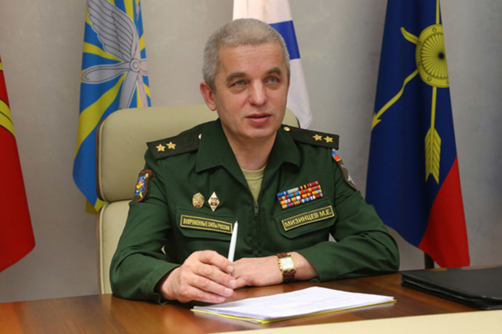 General Mihail Mizincev: Osoblje Ovo je jedan od najvećih vojnih projekata u poslednjih nekoliko godina (Foto: Ministarstvo odbrane Ruske Federacije)