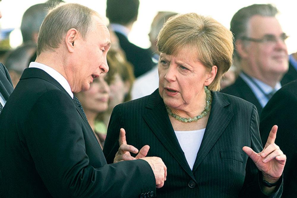 MERKELOVA ZAUSTAVILA PUTINOVE NOĆNE VUKOVE: Ruskim bajkerima zabranjen ulazak u Berlin!