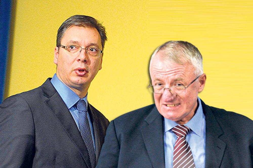 Vučić: Koriste Šešelja da bi nas kaznili